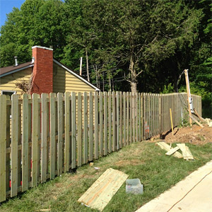 Fence Contractors in Jackson County WV